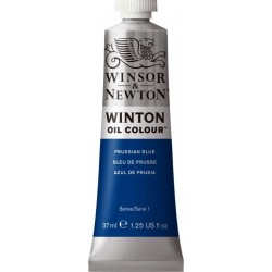 TUBETTO OLIO WINTON 37ML BLU DI PRUSSIA