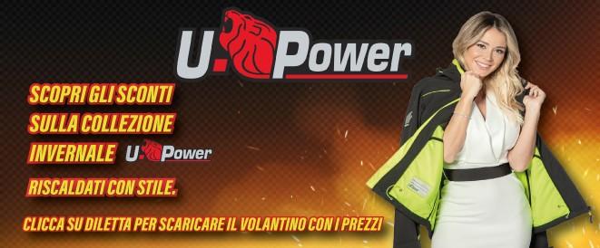 FUORI TUTTO U-POWER